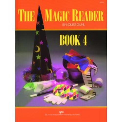 The Magic Reader - Bk. 4