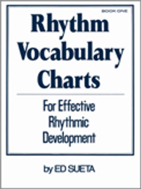 Rhythm Vocabulary Charts - Bk. 1