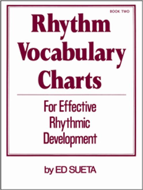 Rhythm Vocabulary Charts - Bk. 2