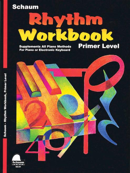 Rhythm Workbook - Primer Level