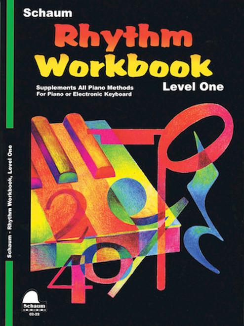 Rhythm Workbook - Lev. 1