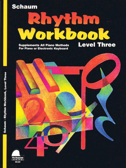 Rhythm Workbook - Lev. 3