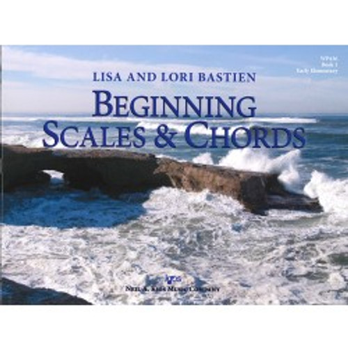 Beginning Scales & Chords - Bk. 1