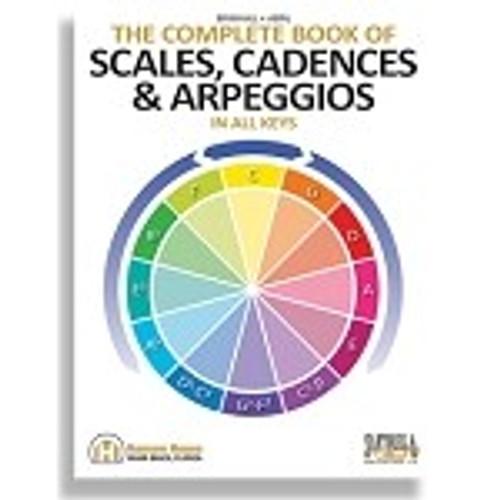 Complete Book of Scales, Cadences & Arpeggios - Brimhall