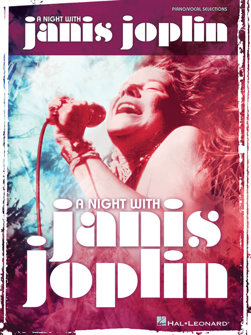 A Night With Janis Joplin - Piano / Vocal Selections Songbook