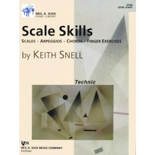 Scale Skills - Level 8