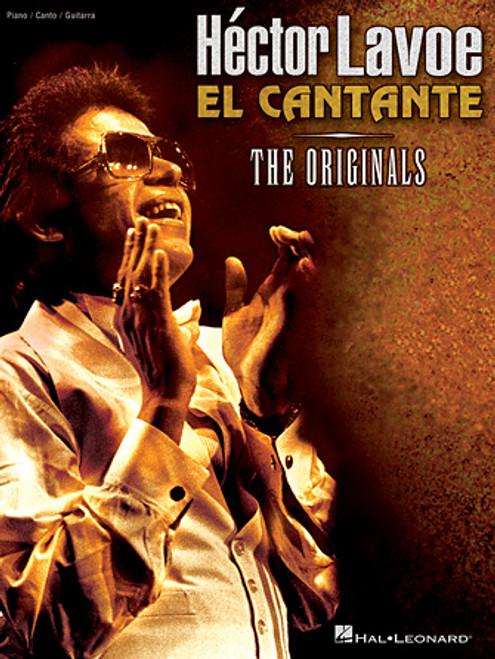 Hector Lavoe - El Cantante (The Originals) - Piano / Canto / Guitarra Songbook