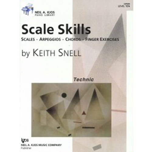 Scale Skills - Level 10