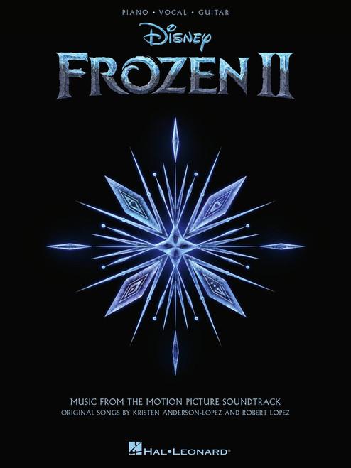 Frozen II - Piano / Vocal Guitar Songbook