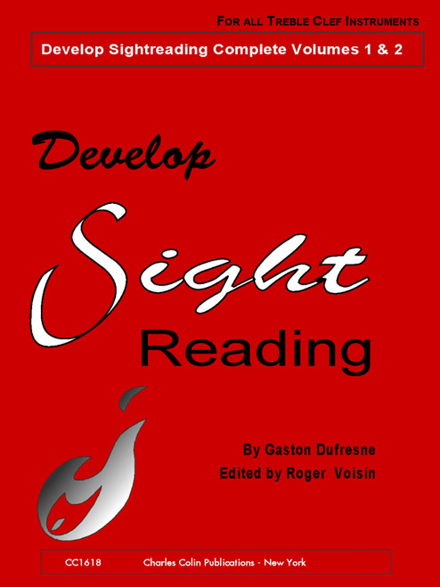 Develop Sight Reading - Complete