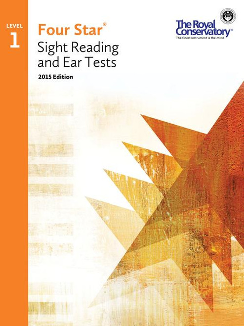 Four Star Sight Reading and Ear Tests - Bk. 1