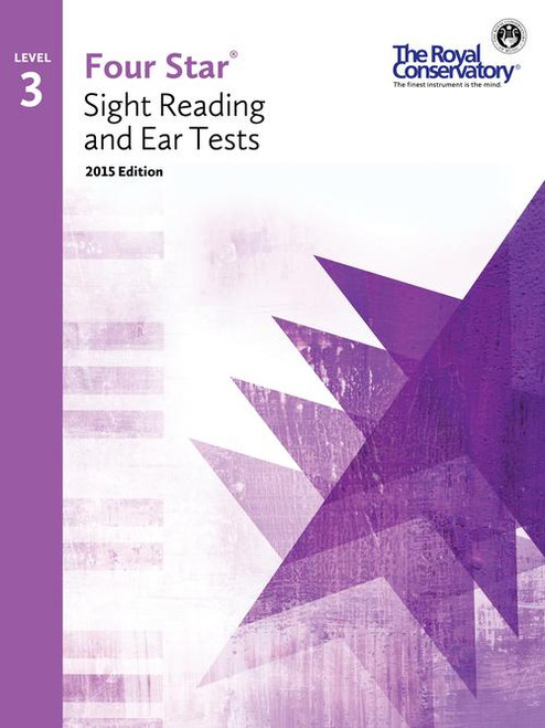 Four Star Sight Reading and Ear Tests - Bk. 3