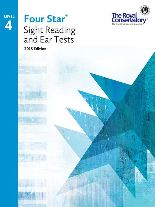 Four Star Sight Reading and Ear Tests - Bk. 4