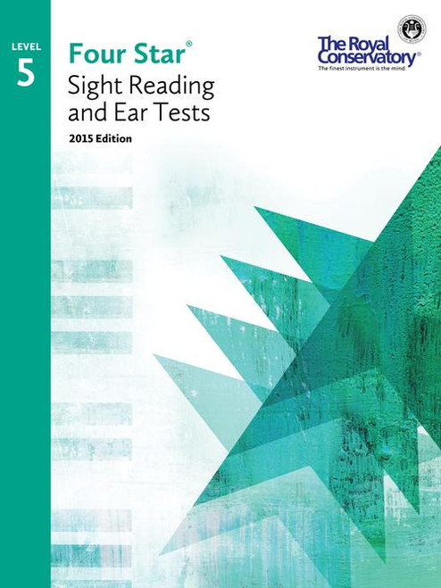 Four Star Sight Reading and Ear Tests - Bk. 5