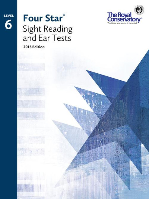 Four Star Sight Reading and Ear Tests - Bk. 6