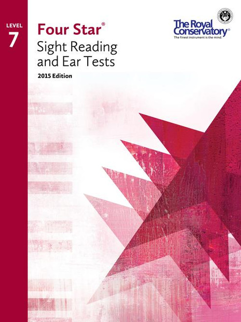 Four Star Sight Reading and Ear Tests - Bk. 7