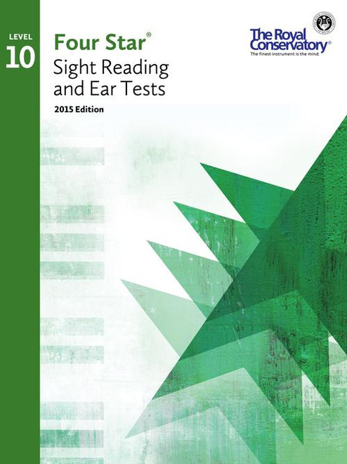 Four Star Sight Reading and Ear Tests - Bk. 10