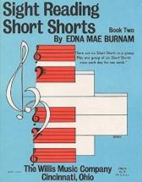 Sight Reading Short Shorts - Bk. 2