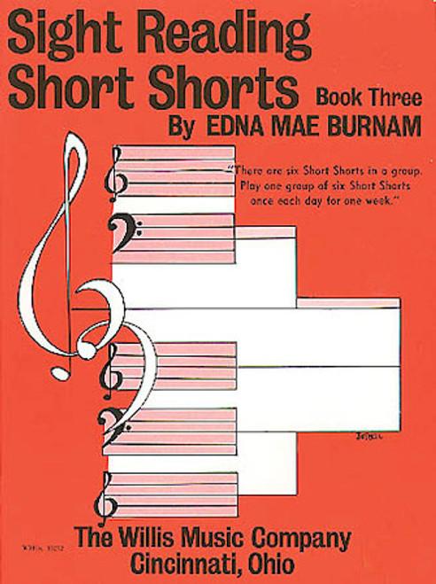 Sight Reading Short Shorts - Bk. 3
