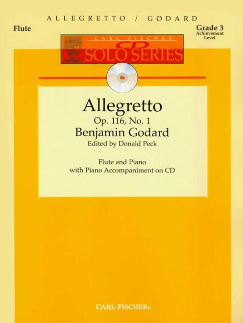Allegretto - Op. 116-No. 1 - Godard