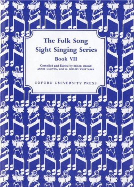 The Folk Song Sight Singing Series - Bk. 7