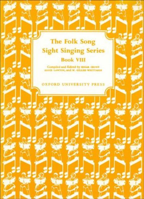 The Folk Song Sight Singing Series - Bk. 8