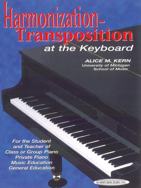 Harmonization - Transposition