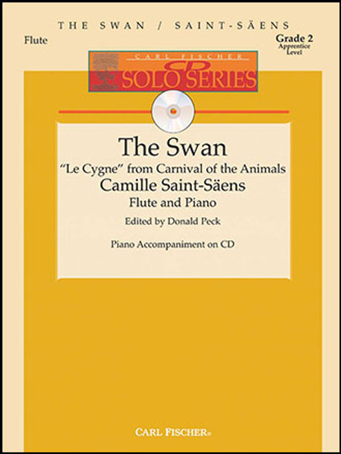 The Swan - Saint-Saens