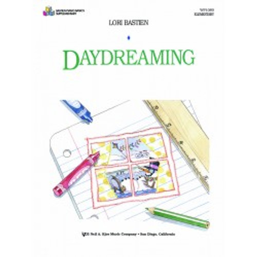 Daydreaming by Lori Bastien (Elementary Piano Solo)