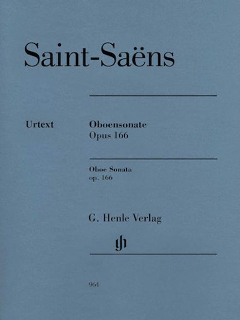 Oboe Sonata - Saint-Saens