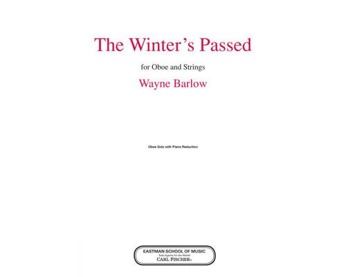 Winter's Passed - Barlow