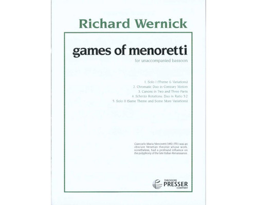 Games of Menoretti