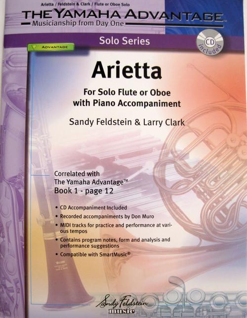 Arietta - Clarinet