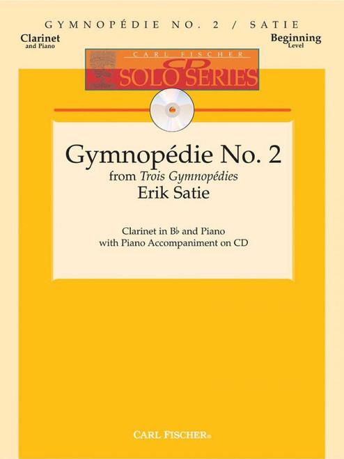 Gymnopedie No. 2 - Satie - Clarinet