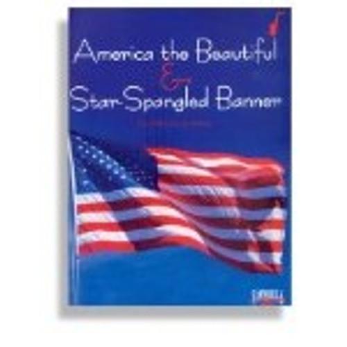 America the Beautiful & Star-Spangled Banner - Alto Sax