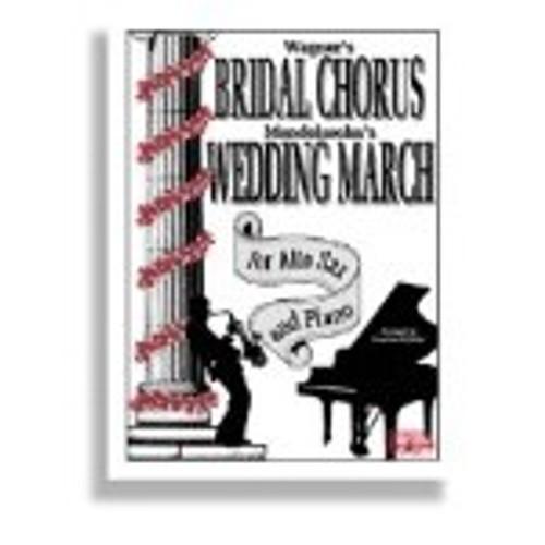 Bridal Chorus/Wedding March - Alto Sax