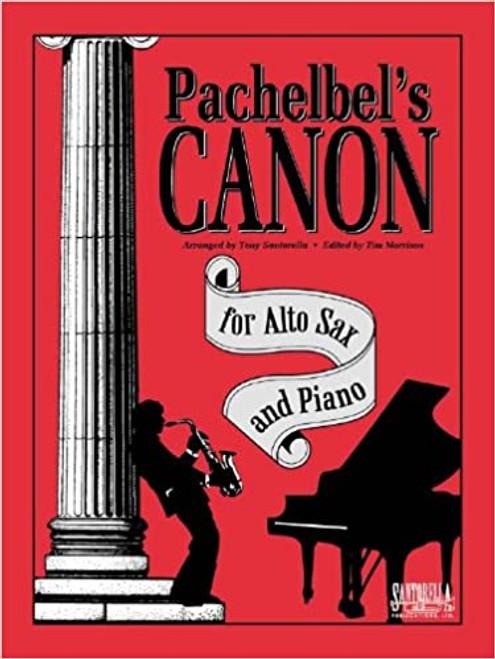 Canon in D - Pachelbel - Alto Sax