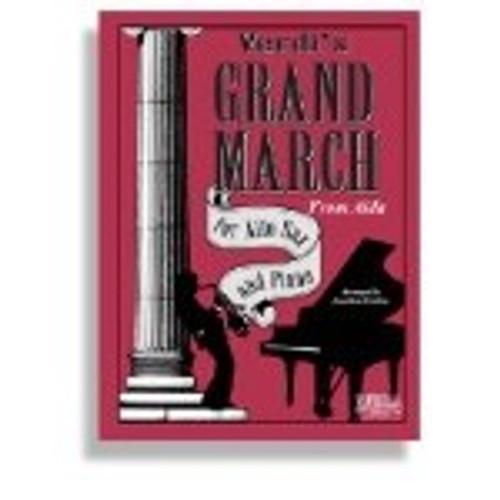 Grand March - Verdi - Alto Sax