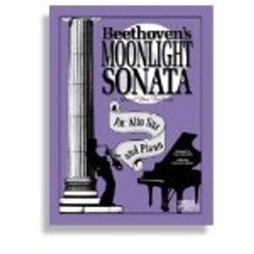 Moonlight Sonata - Beethoven - Alto Sax