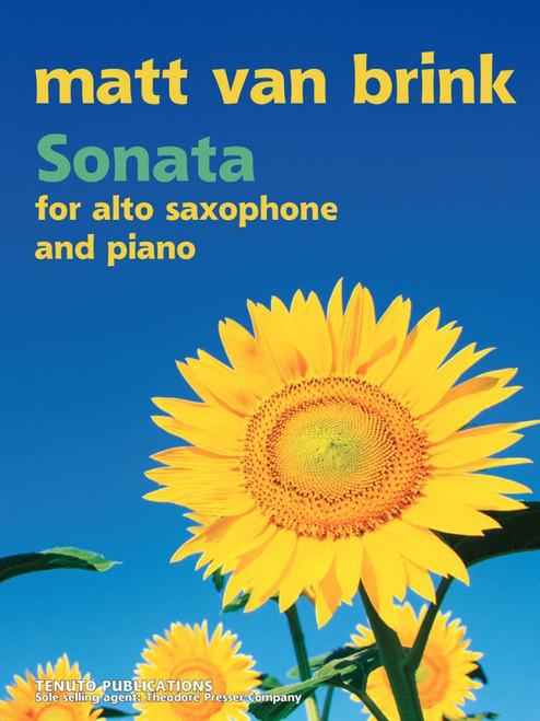 Sonata - Brink - Alto Sax