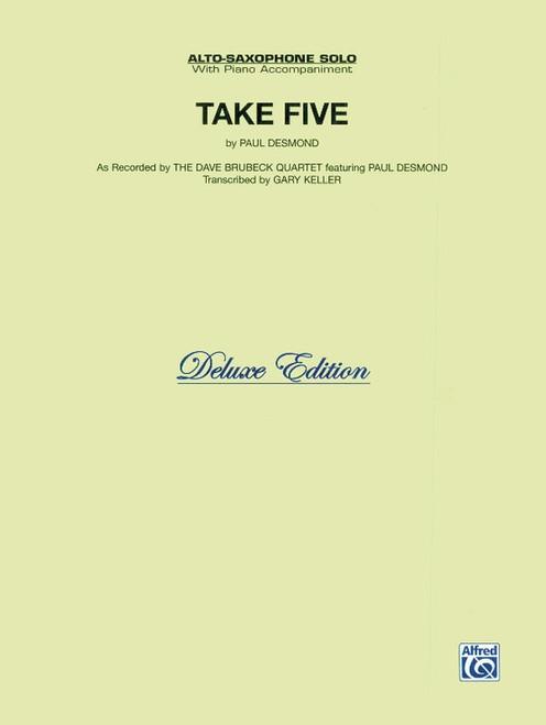 Take Five - Alto Sax