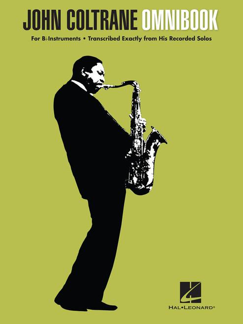 John Coltrane Omnibook - B-Flat Instruments