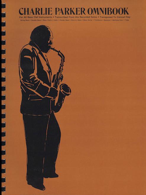 Charlie Parker Omnibook - Bass Clef Instruments