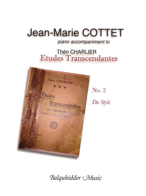 Etudes Transcendantes No. 4 - Cottet