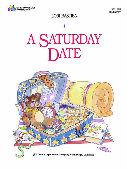 A Saturday Date by Lori Bastien (Elementary Piano Solo)