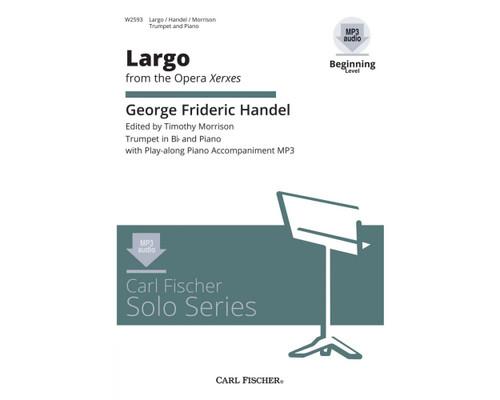 Largo - Handel - Trumpet