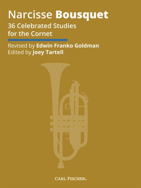 36 Celebrated Studies for the Cornet - Bousquet