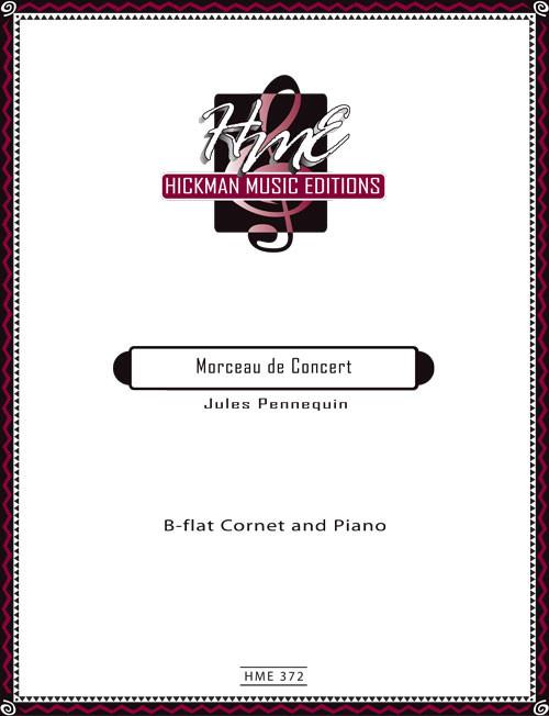 Morceau De Concert - Pennequin