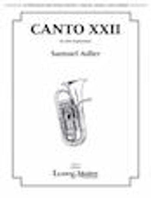 Canto XXII - Adler