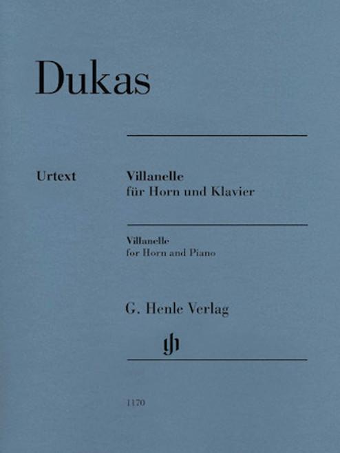 Villanelle - Dukas